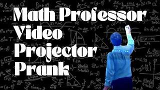 Math Professor April Fools Prank
