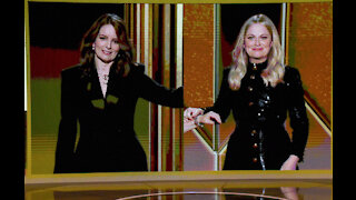 Tina Fey and Amy Poehler call out lack of diversity in Hollywood Foreign Press Association at Golden Globes