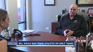 Inside the Statehouse: Bill would ban trans athletes on girls' high school and college sports teams