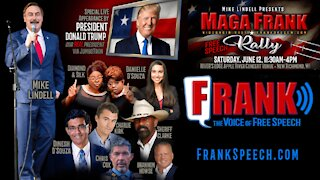 President Trump Speech   Mike Lindell's Maga Frank Rally   6/12/2021