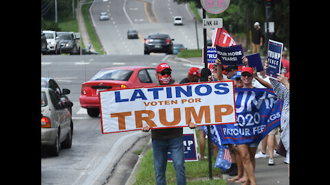 Not So Blue Texas Hispanics Increasingly Voting For Trump-Like GOP Candidates