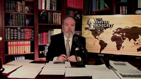 DAVID KNIGHT (Full Show) Thursday - 7/29/21