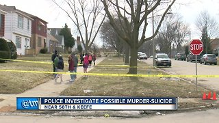 Police investigating possible murder-suicide