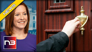 Psaki DOUBLES DOWN on Attacking Americans Who Don't Want to be Disturbed at their Homes