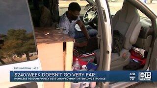 Homeless Valley veteran gets the help he needs