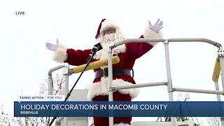 Holiday Decorations in Macomb County