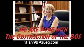 Email Senator Fann - Tell her to Hold the Board of Supervisors in Contempt