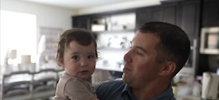 A very special Fathers Day for one Nevada dad