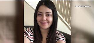 Las Vegas police seek missing woman