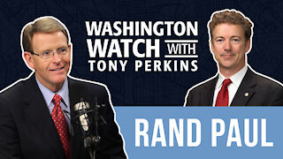 Sen. Rand Paul Discusses the Hearing About Planned Parenthood Unlawfully Obtaining PPP Loans