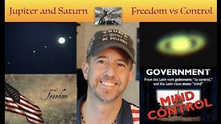 Jupiter and Saturn: Power vs Control!