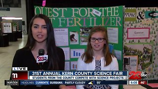 Annual Kern County Science Fair