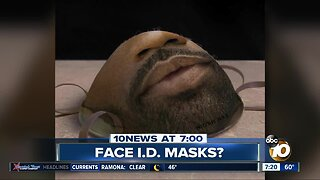 Coronavirus masks with your face can unlock your phone?