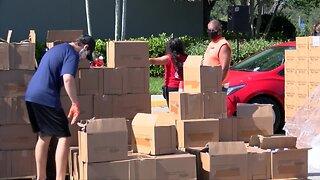 Feeding South Florida distributes 5,000+ meals in Boynton Beach