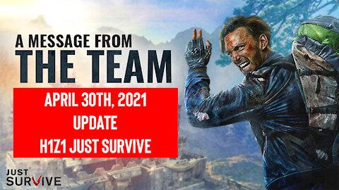 H1Z1 Just Survive News | EG7 Gathering A Team For Just Survive |