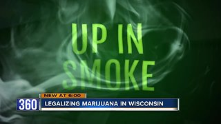 360: Digging into whether legalizing marijuana is a good plan for Wisconsin