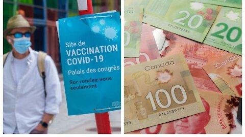 La loto-vaccin commence aujourd'hui au Québec et voici ce que tu dois savoir