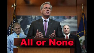 McCarthy to pull Jan. 6 select committee nominees if Pelosi doesn't seat all - Just the News Now