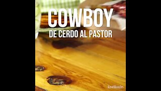 Pork Chop Cowboy al Pastor