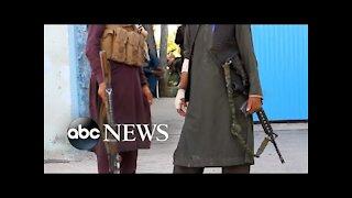 Kabul falls to Taliban