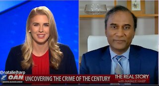 The Real Story - OAN Pima County Audit with Dr. Shiva Ayyadurai