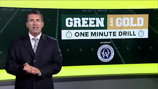 Green and Gold 1 Minute Drill - 8/2