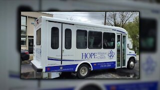 Hope Alliance Bible Church bus recovered after previously being stolen