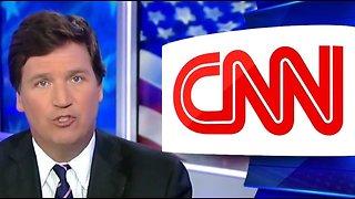 Tucker Carlson slams CNN's 'free speech' hypocrisy