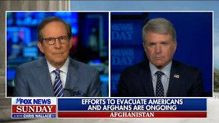 GOP Rep: Taliban Holding Americans Hostage By Not Allowing Flights to Depart