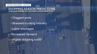 Supply chain issues expected to cause holiday shopping problems