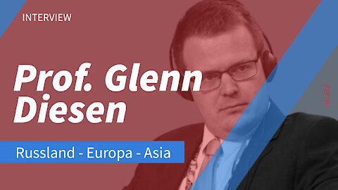 Interview: Russland fra Stor Europa til Stor Eurasia: Konsekvensene av Krim