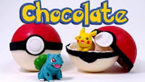 How to make chocolate Pokemon GO pokeballs