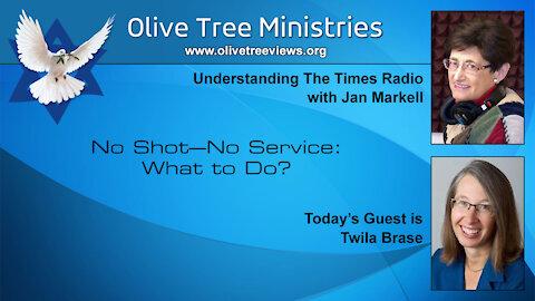 No Shot—No Service: What to Do? – Twila Brase