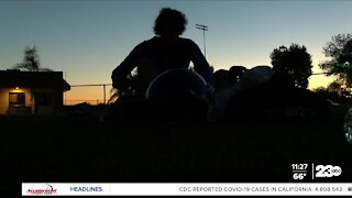 Power of Sports: Hail mary to clear health, Braden Waterman story