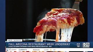 The BULLetin Board: Fall Arizona Restaurant Week underway