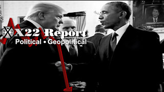Ep. 2550b - Message Sent & Received, Patriot's In Control, Checkmate