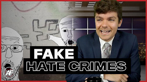"""The REAL Pandemic: """"HATE CRIMES"""" On The Rise!"""