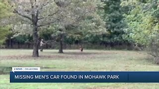 Search for missing men underway in Mohawk Park