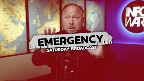 Emergency Saturday Broadcast: CDC Warns COVID Vaccine Causing 74% Of New Cases