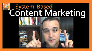 System Based Content Marketing 📼 (Interviews & Recording Your Thoughts)