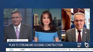 San Diego's plan to streamline housing construction