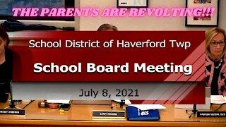 Parents Shred Woke School Board Over CRT