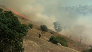 Highway Fire reaches 1,541 acres with 10% containment