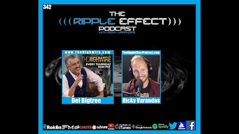The Ripple Effect Podcast #342 (Del Bigtree | Correcting The COVID Misinformation)