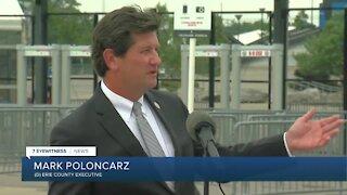 No vaccine requirement for Highmark Stadium vendors, security guards