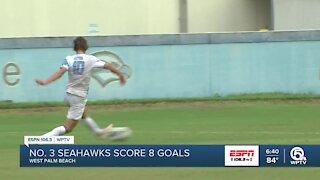 Keiser men's and women's soccer secure home wins