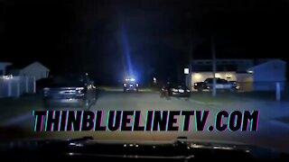 Dearborn Police Pursue Stolen Police Vehicle