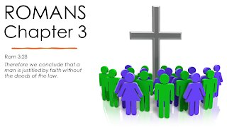 ROMANS CHAPTER 3 - BIBLE STUDY QUIZ