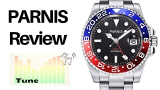 The Best GMT Master 2 Homage Under $100 - Parnis GMT