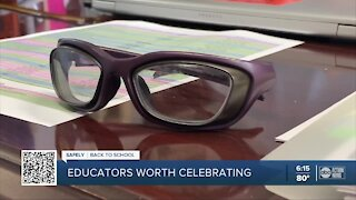 Two Tampa Bay school administrators go above and beyond for students
